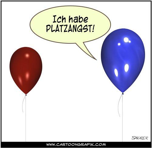 Ballon - Ich habe Platzangst